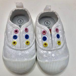 👶🏽Cat & Jack Alivia Sneakers